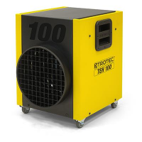 Aeroterma electrica TEH 100