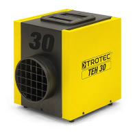 Aeroterma electrica TEH 30 T