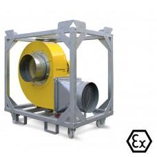 Ventilator centrifugal TFV 100 Ex
