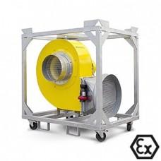 Ventilator centrifugal TFV 300 Ex